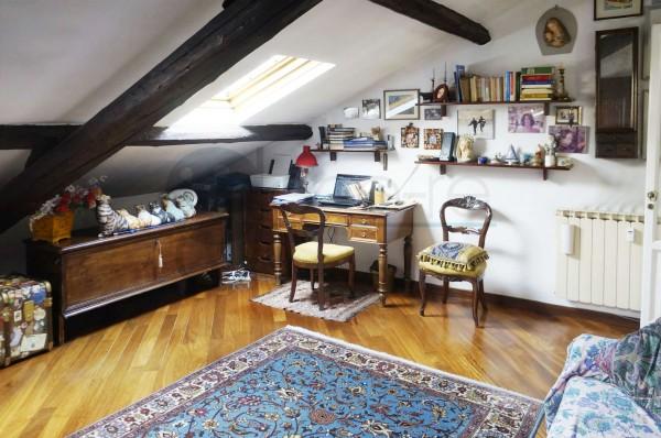 Appartamento in vendita a Milano, De Angeli - Via Sardegna, Con giardino, 119 mq