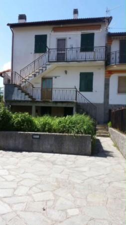 Villetta a schiera in vendita a Uscio, Con giardino, 100 mq - Foto 18