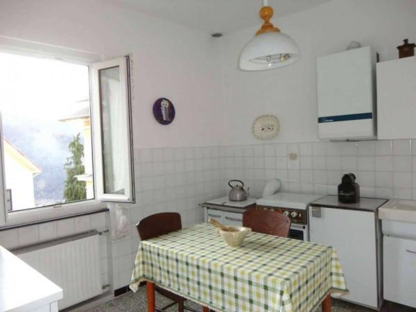 Villetta a schiera in vendita a Uscio, Con giardino, 100 mq - Foto 2