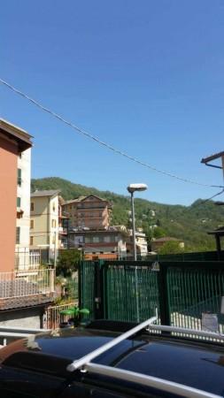 Villetta a schiera in vendita a Uscio, Con giardino, 100 mq - Foto 19