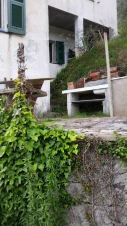 Casa indipendente in vendita a Uscio, Con giardino, 100 mq