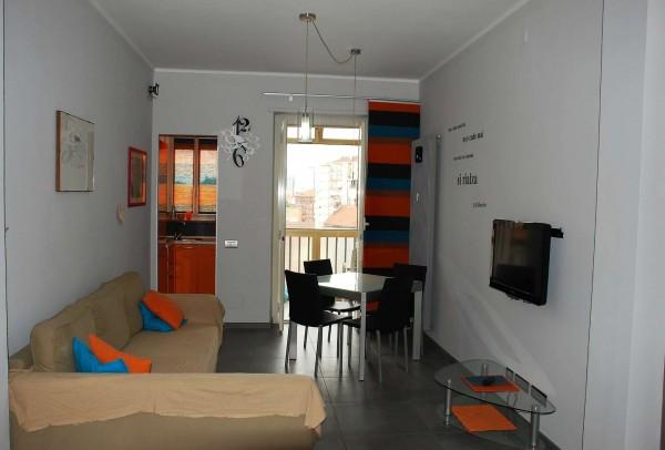 Appartamento in affitto a Torino, Borgo Vittoria, Arredato, 60 mq