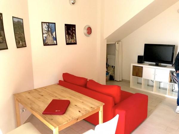 Appartamento in vendita a Crevalcore, Arredato, con giardino, 55 mq