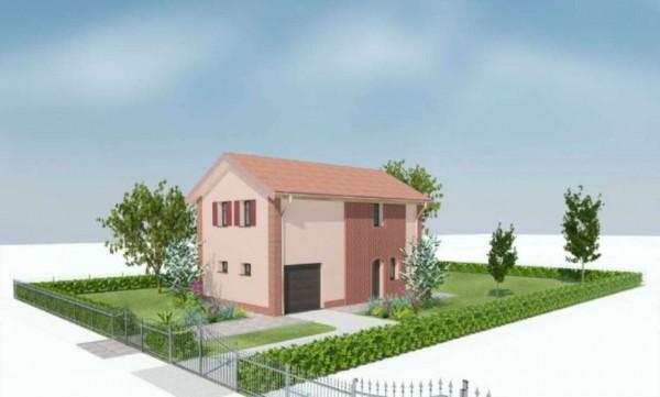 Casa indipendente in vendita a San Giovanni in Persiceto, Con giardino, 150 mq