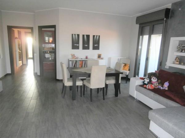 Appartamento in vendita a San Giovanni in Persiceto, Con giardino, 115 mq