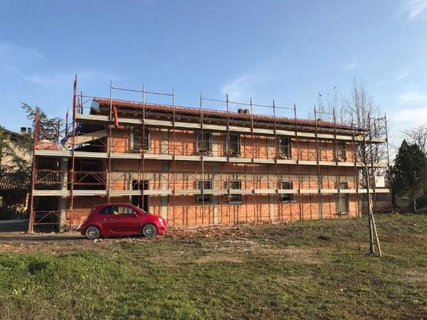 Villa in vendita a San Giovanni in Persiceto, Con giardino, 130 mq