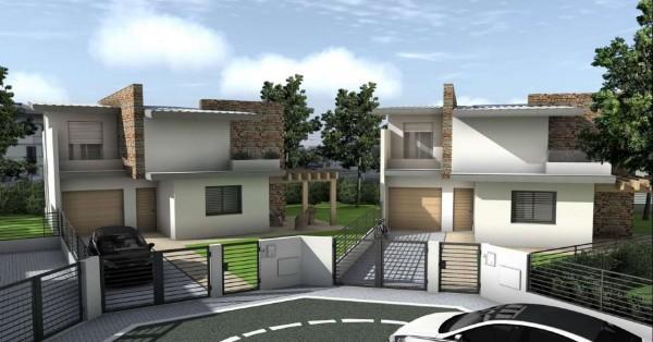 Villa in vendita a Sant'Agata Bolognese, Century, Con giardino, 135 mq