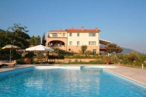 Villa in vendita a Camaiore, Con giardino, 500 mq