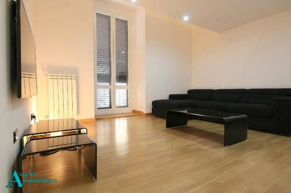 Appartamento in vendita a Taranto, Centrale, 95 mq