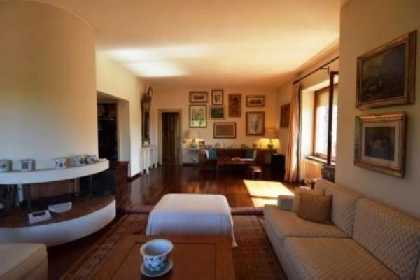 Appartamento in vendita a Roma, Monte Mario, Con giardino, 290 mq