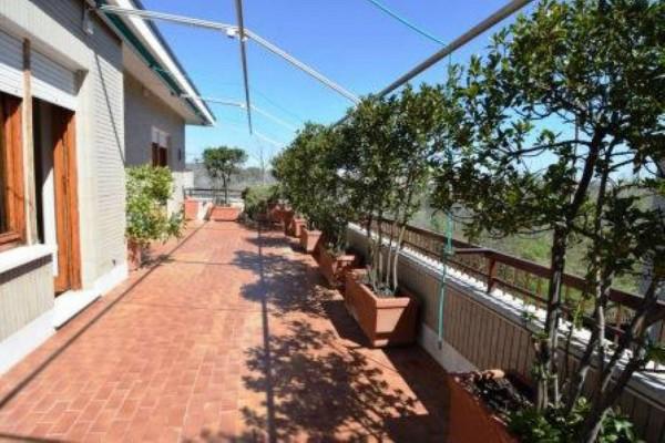 Appartamento in vendita a Roma, Monte Mario, Con giardino, 240 mq
