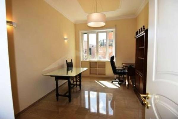 Appartamento in vendita a Roma, Parioli, 152 mq