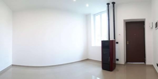Appartamento in vendita a Monza, Centrale, Arredato, con giardino, 70 mq - Foto 39