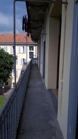 Appartamento in vendita a Monza, Centrale, Arredato, con giardino, 70 mq - Foto 12