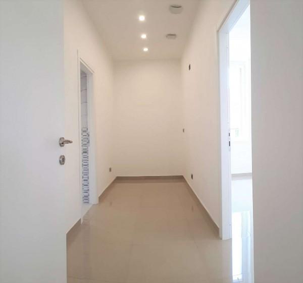 Appartamento in vendita a Monza, Centrale, Arredato, con giardino, 70 mq - Foto 38
