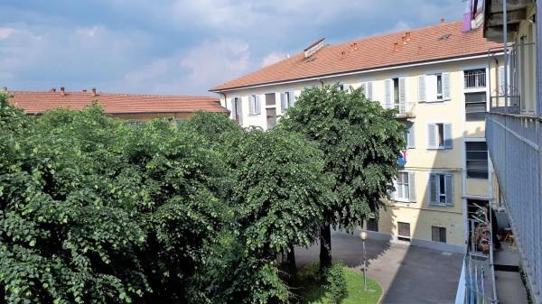 Appartamento in vendita a Monza, Centrale, Arredato, con giardino, 70 mq - Foto 13