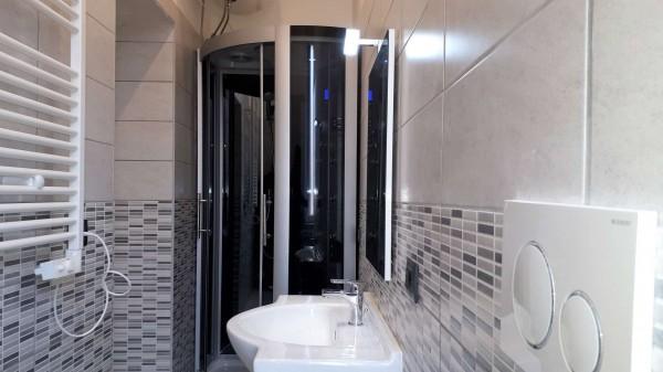 Appartamento in vendita a Monza, Centrale, Arredato, con giardino, 70 mq - Foto 22