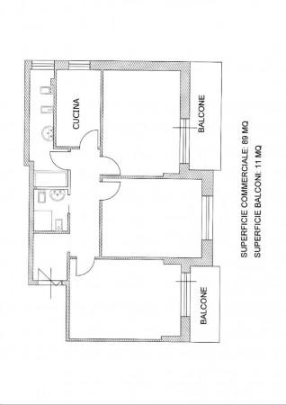Appartamento in affitto a Roma, Statuario, Con giardino, 87 mq - Foto 2