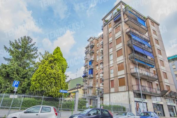 Appartamento in vendita a Milano, Affori Fn, Con giardino, 65 mq