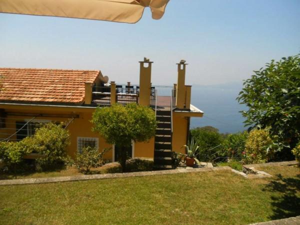 Appartamento in vendita a Chiavari, Tra Chiavari E Zoagli, Con giardino, 120 mq - Foto 8