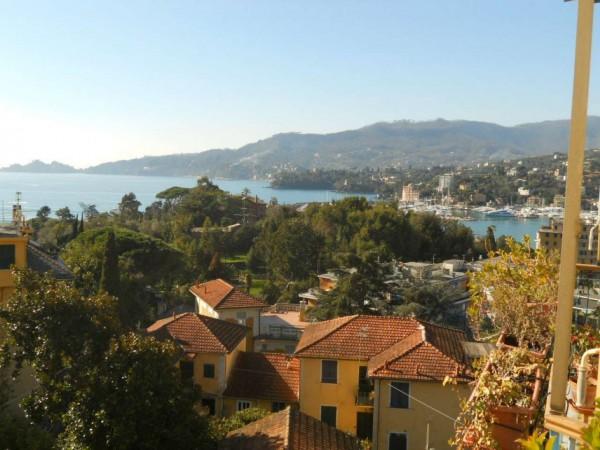 Appartamento in vendita a Rapallo, Parco Casale, Con giardino, 150 mq
