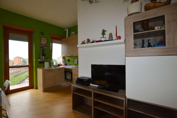 Appartamento in vendita a Grugliasco, Arredato, 55 mq