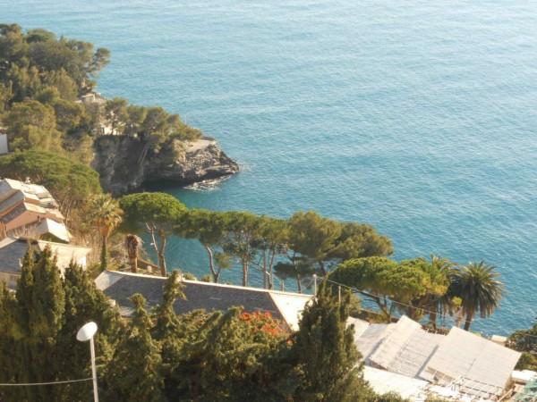 Villa in vendita a Pieve Ligure, Pieve Alta, Con giardino, 260 mq