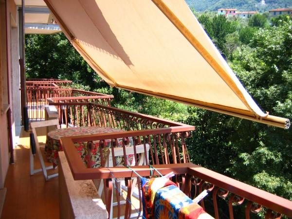 Appartamento in vendita a Rapallo, Cerisola, 80 mq