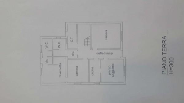 Villa in vendita a Bertinoro, Con giardino, 220 mq - Foto 3