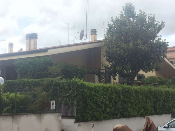Villa in vendita a Roma, Cerquetta, Con giardino, 175 mq