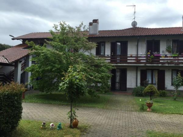 Appartamento in vendita a Gorla Minore, Ospedale, Con giardino, 66 mq