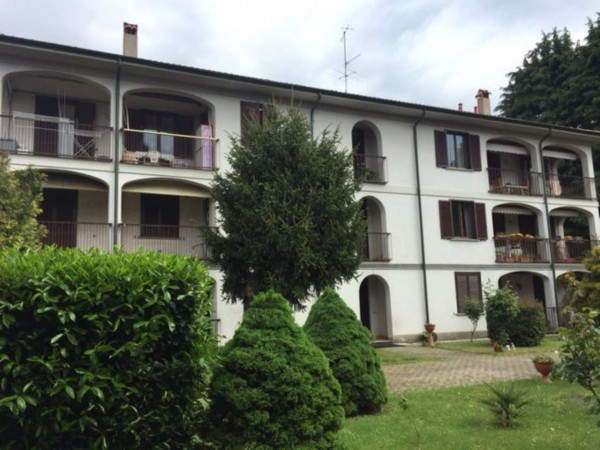 Appartamento in vendita a Gorla Minore, Prospiano, Con giardino, 116 mq - Foto 19