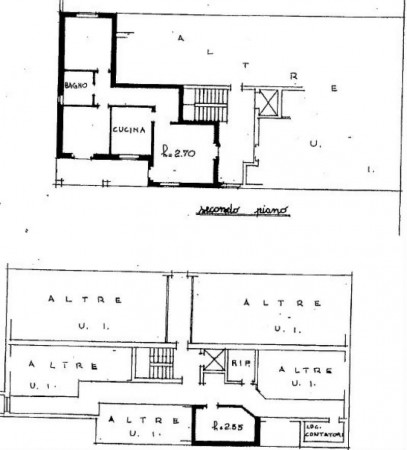 Appartamento in vendita a Gorla Minore, Prospiano, Con giardino, 116 mq - Foto 2