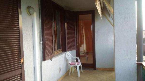 Appartamento in vendita a Gorla Minore, Prospiano, Con giardino, 116 mq - Foto 12