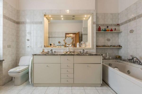 Appartamento in vendita a Monza, Parco, Con giardino, 275 mq - Foto 8