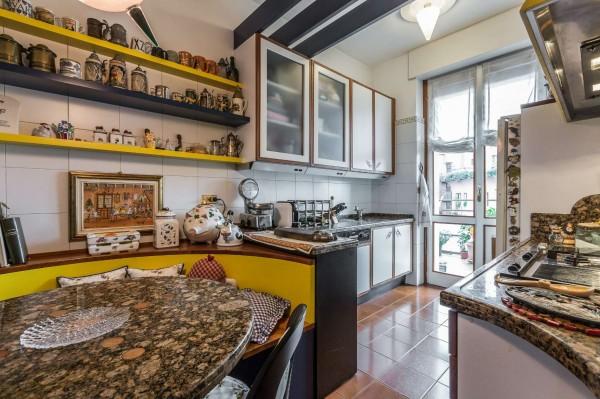 Appartamento in vendita a Monza, Parco, Con giardino, 275 mq - Foto 11