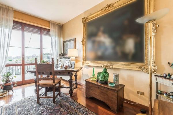 Appartamento in vendita a Monza, Parco, Con giardino, 275 mq - Foto 15