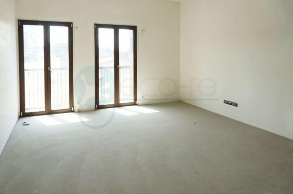 Appartamento in vendita a Cesano Maderno, Centro Storico, 140 mq