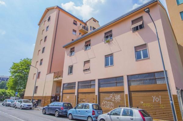 Appartamento in vendita a Milano, Affori/dergano, Con giardino, 70 mq