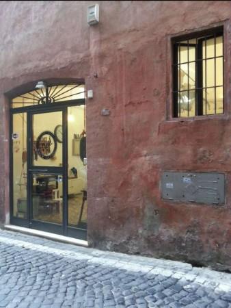 Negozio in affitto a Roma, Pantheon, 40 mq