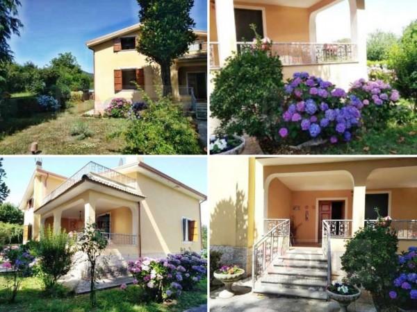 Villa in vendita a Rocca Priora, Con giardino, 300 mq