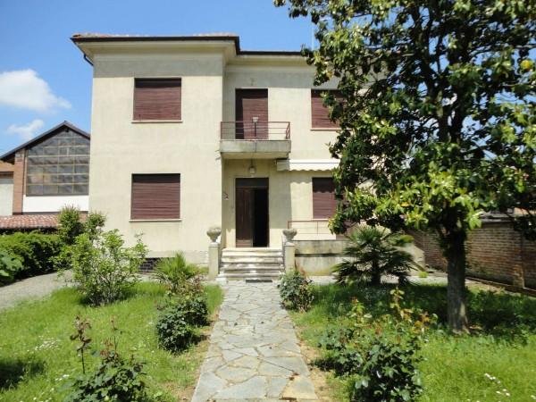 Casa indipendente in vendita a Sezzadio, Con giardino, 150 mq