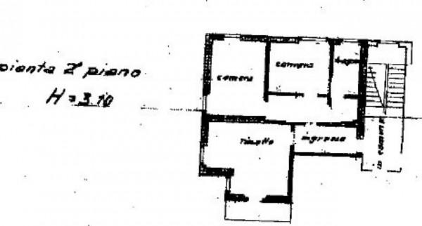 Appartamento in affitto a Gorla Minore, Ospedale, 90 mq - Foto 4