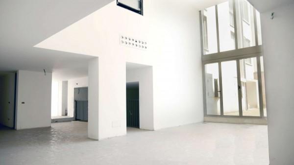Ufficio in vendita a Milano, Lambrate, Con giardino, 275 mq