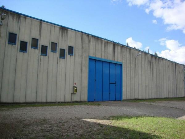 Capannone in vendita a Rignano sull'Arno, Zona Outlet, 2500 mq
