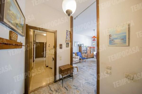 Appartamento in vendita a Milano, Affori Centro, Con giardino, 130 mq - Foto 12