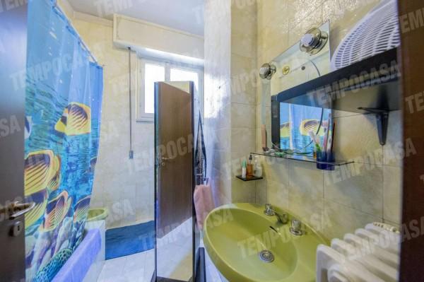 Appartamento in vendita a Milano, Affori Centro, Con giardino, 130 mq - Foto 6