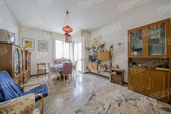 Appartamento in vendita a Milano, Affori Centro, Con giardino, 130 mq - Foto 16