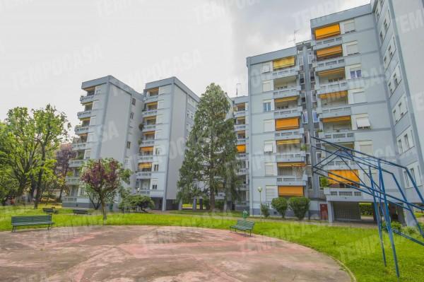 Appartamento in vendita a Milano, Affori Centro, Con giardino, 130 mq - Foto 3