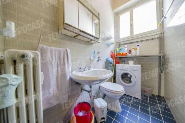 Appartamento in vendita a Milano, Affori Centro, Con giardino, 130 mq - Foto 7